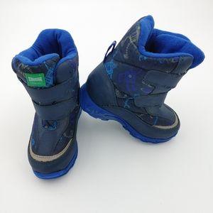 Cougar waterproof winter boots boys size 9